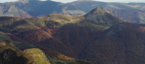 Puy Griou en automne